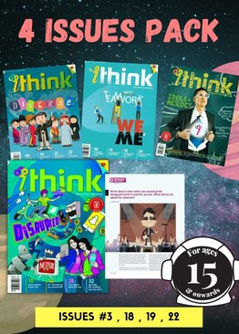 """""""ITHINK"""" Assorted Pack: 4 Issues"""