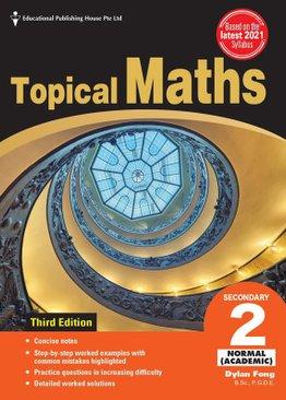 Sec 2NA Topical Maths QR (3ED)