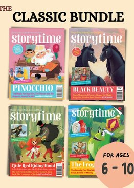 STORYTIME Classic Bundle: 4 Issues