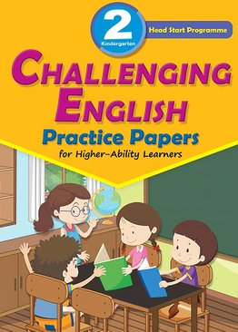 K2 Challenging English Practice Papers for Higher-Ability Learners