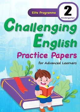 K2 Challenging English Practice Papers for Advanced Learners
