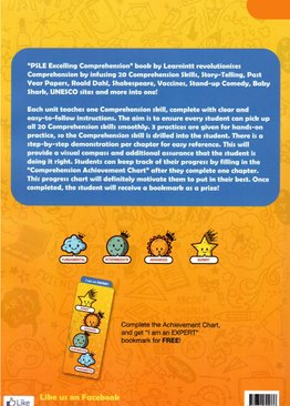 Excelling PSLE Comprehension Book