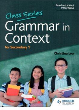 Grammar in Context Sec 1