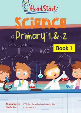 P1/P2 Headstart Science Book 1