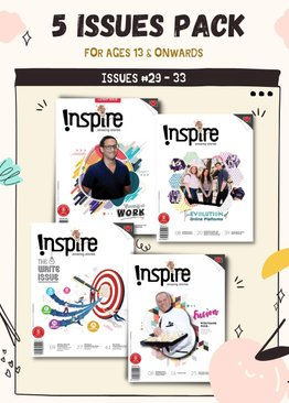 """""""INSPIRE"""" 2021: 5 ISSUES"""