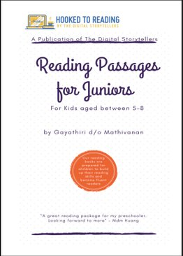 Reading Passages for Juniors Aged 5-8