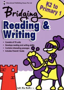 Bridging K2 to Primary One Reading & Writing