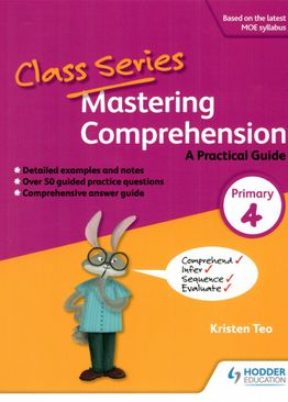 Class Series: Mastering Comprehension P4