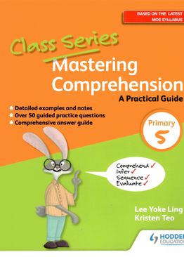 Class Series: Mastering Comprehension P5