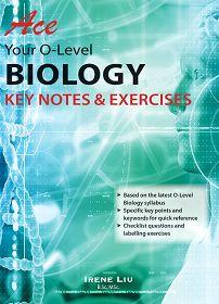 Ace Your O-Level Biology: Key Notes & Exercises