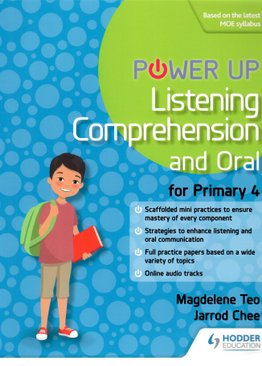 Power Up Listening Comprehension and Oral P4