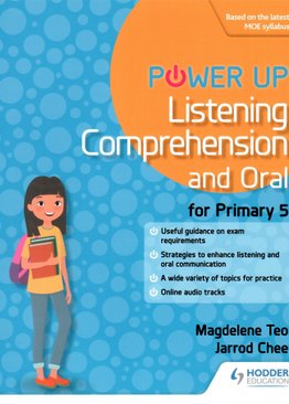 Power Up Listening Comprehension and Oral P5