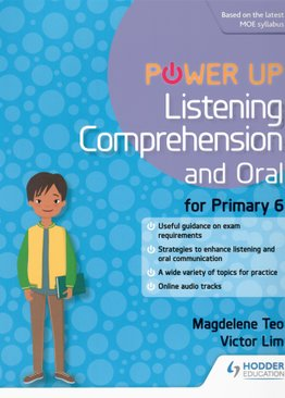 Power Up Listening Comprehension and Oral P6