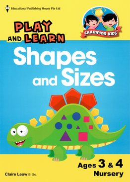 Play and Learn Shapes & Sizes Nursery