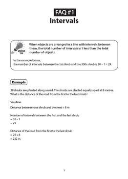 PSLE Mathematics Word Problems – FAQs