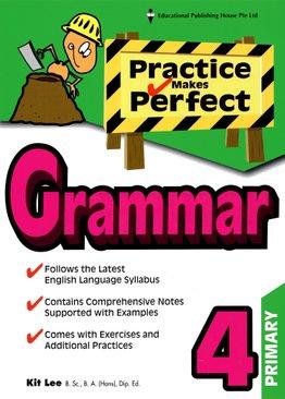 Practice Makes Perfect Grammar 4