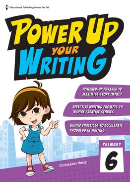 P6 Power Up Your Writing QR