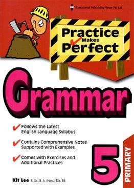 Practice Makes Perfect Grammar 5