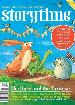 Storytime 6 issues (Issues 1 -6)