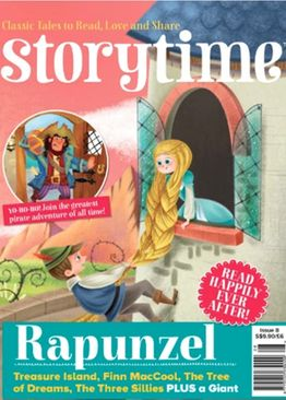 STORYTIME Fairy Tale Bundle: 4 Issues