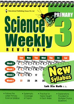 Science Weekly Revision 3