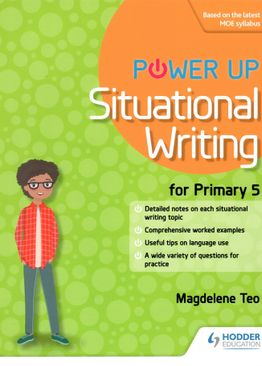 Power Up Situational Writing P5