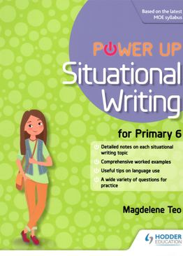 Power Up Situational Writing P6