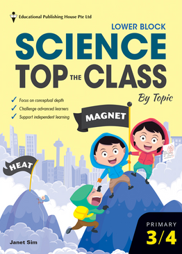 Science Top The Class (Lower Block)