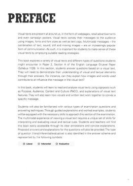 Understanding Visual Texts (Upper Sec) 2Ed