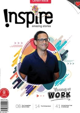 """""""INSPIRE"""" 2022 Subscription (5 Issues)"""