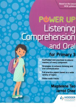 Power Up Listening Comprehension and Oral P3