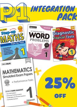 Fan Math Integrated Pack 2021 P1