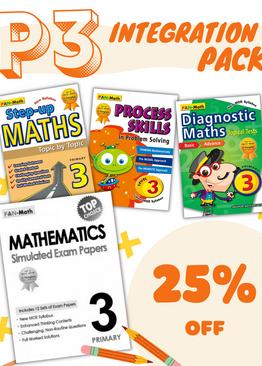 Fan Math Integrated Pack 2021 P3