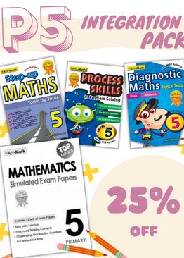 Fan Math Integrated Pack 2021 P5