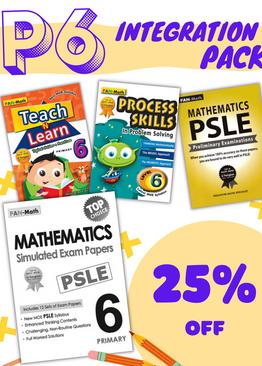 Fan Math Integrated Pack 2021 P6
