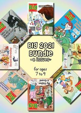 Big (2021) 8 issues