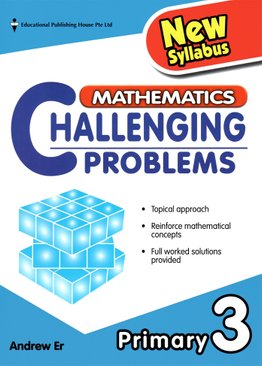 Mathematics Challenging Problems 3