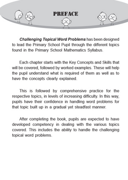 Challenging Topical Mathematics Word Problems P2