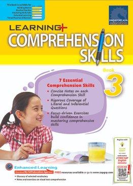 Comprehension Skills Book 3