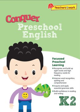 Conquer Preschool English K2
