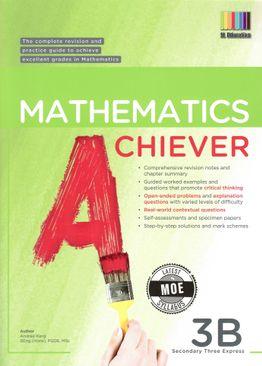 Mathematics Achiever 3B (2022 ED)