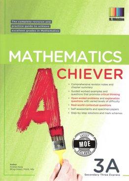 Mathematics Achiever 3A (2022 ED)