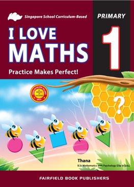 Primary 1 - I Love Maths