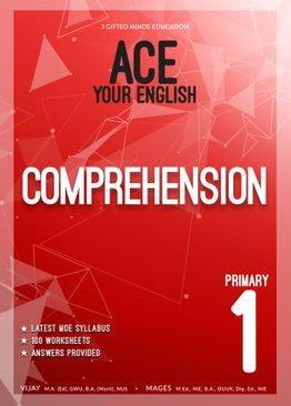 PRIMARY ONE ACE YOUR ENGLISH COMPREHENSION