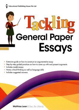 Tackling GP Essays