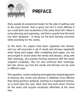 Thematic English Practice Papers P4