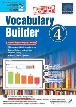 Vocabulary Builder Secondary Level 4 + NUADU